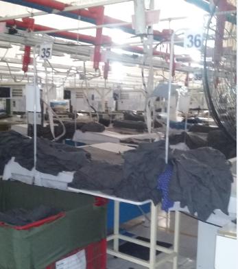 Đánh giá tác động môi trường cho dự án xây dựng xưởng dệt may