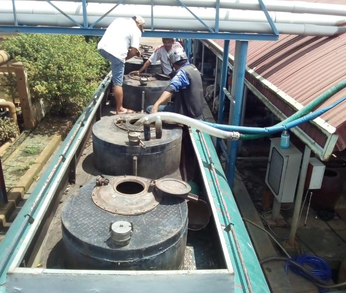mua bùn vi sinh xử lý nước thải