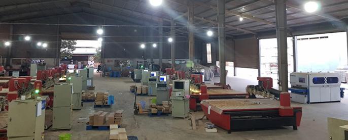 thiết kế hệ thống xử lý nước thải sản xuất đồ gỗ