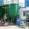 Thiết kế thi công hệ thống xử lý nước thải sơn