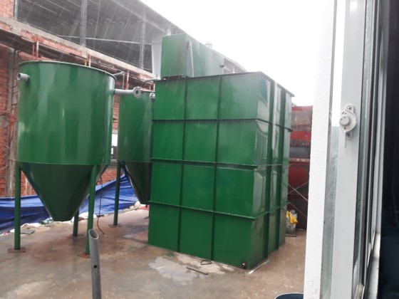 Xây dựng hệ thống xử lý nước thải cho tòa nhà
