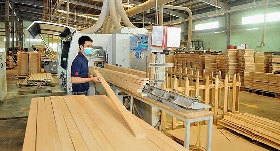 Xử lý nước thải chế biến gỗ