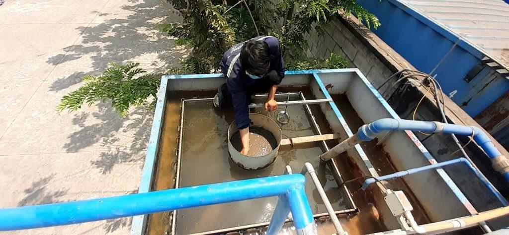 Xử lý nước thải orana